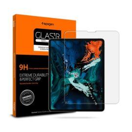 """Spigen """"Glas.tR SLIM"""" Apple iPad Pro 12.9"""" (2018/2020) Tempered kijelzővédő fólia"""