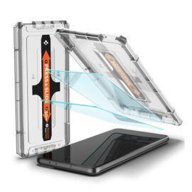 Spigen Glas.tR Slim EZ Fit Samsung G996 Galaxy S21+ Tempered kijelzővédő fólia (2db)