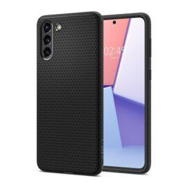 Spigen Liquid Air Samsung G996 Galaxy S21+ Black tok, fekete