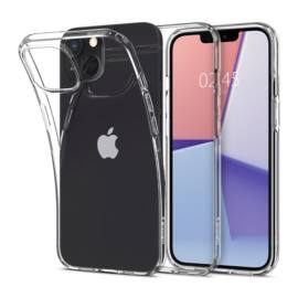 Spigen Liquid Crystal Apple iPhone 13 mini Crystal Clear tok, átlátszó