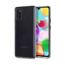 Spigen Liquid Crystal Samsung Galaxy A41 Crystal Clear tok, átlátszó