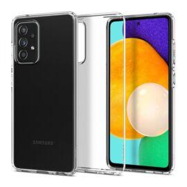 Spigen Liquid Crystal Samsung Galaxy A52 5G/A52 Crystal Clear tok, átlátszó