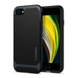 Spigen Neo Hybrid Apple iPhone SE(2020)/8/7 Metal Slate tok, fekete