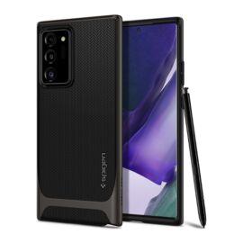 Spigen Neo Hybrid Samsung Galaxy Note 20 Gunmetal tok, szürke