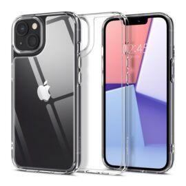 Spigen Quartz Hybrid Apple iPhone 13 mini Crystal Clear tok, átlátszó