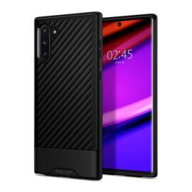 Spigen Core Armor Samsung Galaxy Note 10 Matte Black tok, fekete
