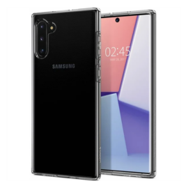 Spigen Crystal Flex Samsung Galaxy Note 10 Crystal Clear tok, átlátszó