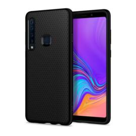 Spigen Liquid Air Samsung Galaxy A9 (2018) Matte Black tok, fekete