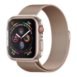 Spigen Liquid Crystal Apple Watch S4/S5/S6/SE 44mm Crystal Clear tok, átlátszó