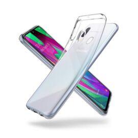 Spigen Liquid Crystal Samsung Galaxy A40 Crystal Clear tok, átlátszó