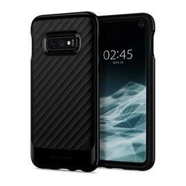 Spigen Neo Hybrid Samsung Galaxy S10e Midnight Black tok, fekete
