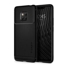 Spigen Rugged Armor Huawei Mate 20 Pro Black tok, fekete