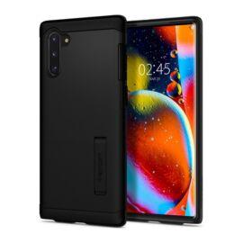 Spigen Slim Armor Samsung Galaxy Note 10 Black tok, fekete