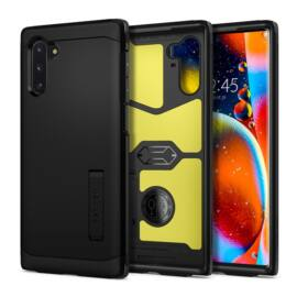Spigen Tough Armor Samsung Galaxy Note 10 Black tok, fekete