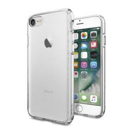 Spigen Ultra Hybrid Apple iPhone SE(2020)/8/7 Crystal Clear tok, átlátszó