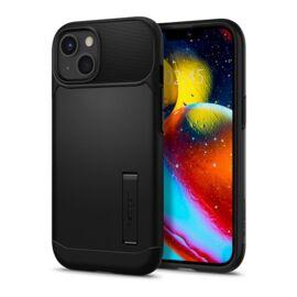 Spigen Slim Armor Apple iPhone 13 mini Black tok, fekete