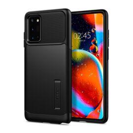 Spigen Slim Armor Samsung Galaxy Note 20 Black tok, fekete