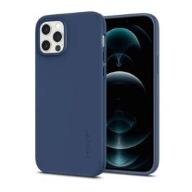 Spigen Thin Fit  Apple iPhone 12/12 Pro Deep Blue tok, kék