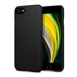 Spigen Thin Fit Apple iPhone SE(2020)/8/7 Black tok, fekete