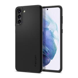 Spigen Thin Fit Samsung G991 Galaxy S21 Black tok, fekete