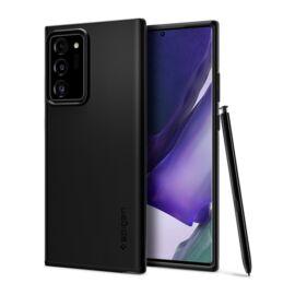 Spigen Thin Fit Samsung Galaxy Note 20 Ultra Black tok, fekete