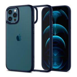 Spigen Ultra Hybrid Apple iPhone 12/12 Pro Navy Blue tok, kék