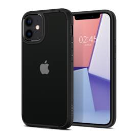 Spigen Ultra Hybrid Apple iPhone 12 mini Matte Black tok, fekete