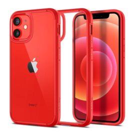 Spigen Ultra Hybrid Apple iPhone 12 mini Red tok, piros