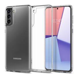 Spigen Ultra Hybrid Samsung G991 Galaxy S21 Crystal Clear tok, átlátszó