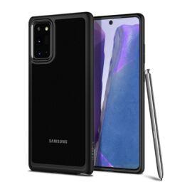 Spigen Ultra Hybrid Samsung Galaxy Note 20 Black tok, fekete