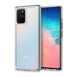 Spigen Ultra Hybrid Samsung Galaxy S10 Lite Crystal Clear tok, átlátszó