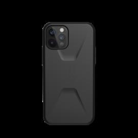 UAG Civilian Apple iPhone 12/12 Pro hátlap tok, Black
