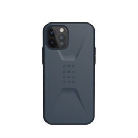 UAG Civilian Apple iPhone 12/12 Pro hátlap tok, Mallard, kék