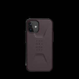 UAG Civilian Apple iPhone 12 mini hátlap tok, Eggplant