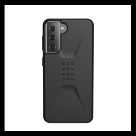 UAG Civilian Samsung Galaxy S21 hátlap tok, Black