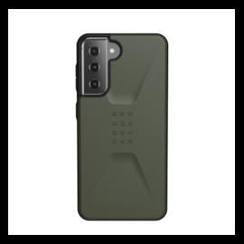 UAG Civilian Samsung Galaxy S21 hátlap tok, Olive