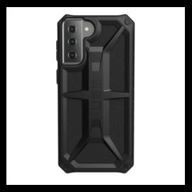 UAG Monarch Samsung Galaxy S21+ hátlap tok, Black