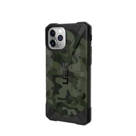UAG Pathfinder Apple iPhone 11 Pro hátlap tok, Forest Camo