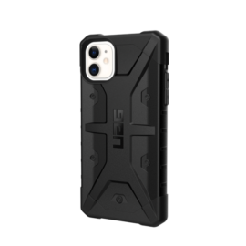 UAG Pathfinder Apple iPhone 11 hátlap tok, Fekete