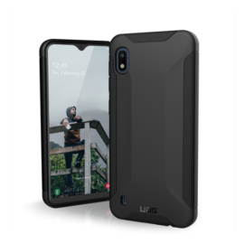 UAG Scout Samsung Galaxy A10 hátlap tok, Fekete