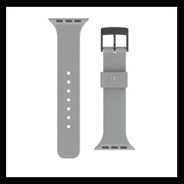 UAG [U] Apple Watch 38/40mm szilikon szíj, szürke