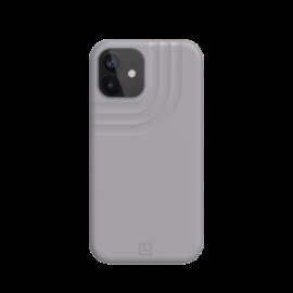U by UAG Anchor Apple iPhone 12/12 Pro hátlap tok, Light Grey