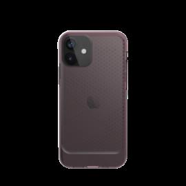 U by UAG Lucent Apple iPhone 12/12 Pro hátlap tok, Dusty Rose