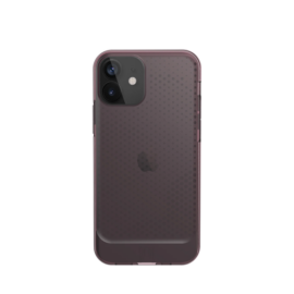 U by UAG Lucent Apple iPhone 12 Pro Max hátlap tok, Dusty Rose