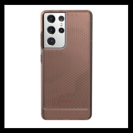 U by UAG Lucent Samsung Galaxy S21 Ultra hátlap tok, Orange
