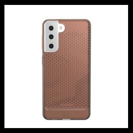 U by UAG Lucent Samsung Galaxy S21 hátlap tok, Orange