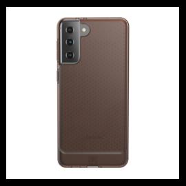 U by UAG Lucent Samsung Galaxy S21+ hátlap tok, Orange