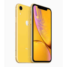Apple iPhone XR 128GB sárga