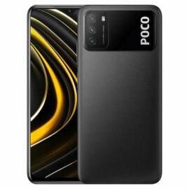 Xiaomi Poco M3 128GB 4GB Dual fekete, 1 év garancia