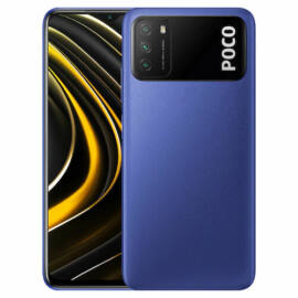 Xiaomi Poco M3 64GB 4GB Dual kék, 1 év garancia